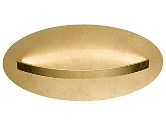 时尚 LED 顶灯金色设计灯 Goldfarbig Elis