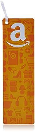 亚马逊礼品卡-书签实物卡-100RMB