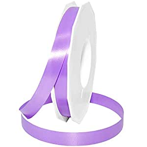 Morex 丝带风格 187 丝带,1.59 厘米 X 304.8 厘米,淡紫色