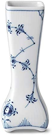 Royal Copenhagen 蓝色平边 盘子 室内装饰 白色 12cm 1027455