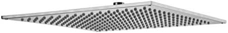 Jaclo S217-WH 40.64cm 方形防雨机 S217 白色