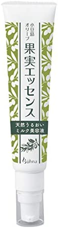 維納 小豆島橄欖果精華*液 一體化 保濕 滋潤 乳液型