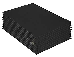 垫板中心,10 个装泡沫核心支撑板 黑色 20x24 142-FOAM-2024-10