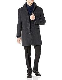 Calvin Klein 男式明尼阿波利斯修身单排扣上衣外套