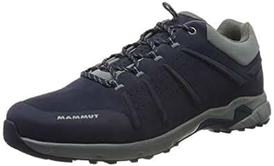 Mammut 男士 Convey GTX 低帮徒步鞋 Blue (Marine-grey 50115) 11 UK
