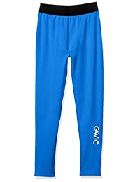 GUIDC 内裤 青少年 弹力内裤 长款 儿童 GA8903 蓝色 日本 150cm (日本サイズ150 相当)