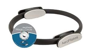 耐用 Airopilates Magic Circle with Workout DVD