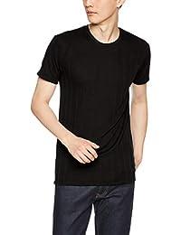 [Bee Buid] 圆领 T恤 条纹网眼 吸水速干 COOL TOUCH