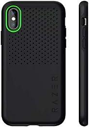 Razer 雷蛇 Arctech Pro 手机壳 适用于 iPhone Xs Max: Thermaphene & 散热冷却性能 - 兼容无线充电 - 高达10英尺/约3.05米的跌落测试认证-RC21-0145