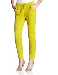 Esprit 埃斯普利特 女士 舒适修身显瘦休闲长裤 KA1205