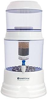 Santevia 重力水系统 - 工作台面模型(含氟化物过滤器)