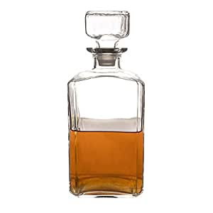 Cathy's Concepts Personalized Whiskey Decanter, Letter B