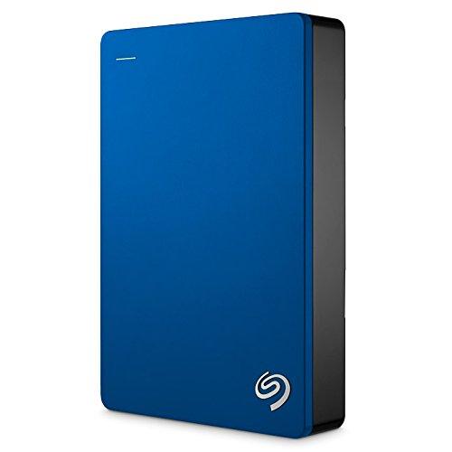 限Prime会员&试用会员!SEAGATE希捷Backup Plus新睿品移动硬盘5TB