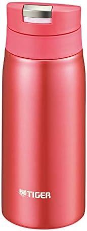 TIGER虎牌 保溫杯 粉色 350ml 虎牌 水壺 SAHARA系列 MCX-A351-PO