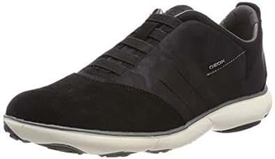 Geox 健乐士 U Nebula C 男士运动鞋 黑色(黑色 C9999) 45 EU