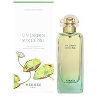 [Hermes] Un Jardin Sur Le Nil Giftset - 100 ml EDT 喷雾 + 39 ml Body Lotion + 39 ml Shower Gel + 8 ml EDT Mini (亚马逊海外卖家)