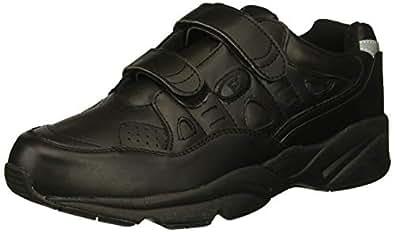 Propet 女式健走带步行鞋 黑色 5 B(M) US