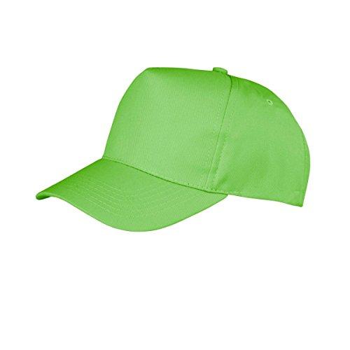 result core boston 成人纯色英伦风棒球帽 (均码) (柠檬色)
