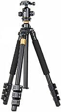 QINGZHUANGSHIDAI 轻装时代 Q471 单反相机摄影扳扣三脚架便携旅游数码三角架云台配件