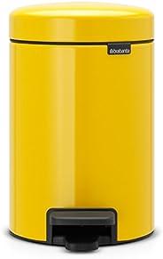 ブラバンシア ダストボックス ペダルビン ニューアイコン デイジーイエロー 黃色 3L