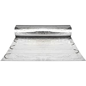 Warmly Yours Environ Cut and Fit 240 V Heating Equipment, 1'6'' x 8'