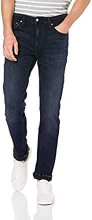 Calvin Klein 男士修身牛仔裤