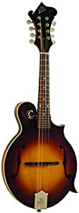 The Loar LM-590E-MS Contemporary Series F-Style Mandolin with Pickup