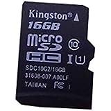 Kingston 金士顿 读速 Class10 16G TF卡(micro SD)高速存储卡 80MB/s