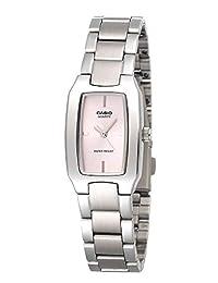 Casio Casio 女士 LTP1165A-4C 经典模拟石英手表
