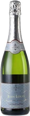 Charles de Fère 迪费路易白中白起泡酒750ML(法国进口葡萄酒)