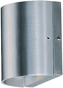 Maxim Lighting 86156AL 灯托盘 LED 室外壁挂式灯