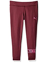 Puma 女童打底裤