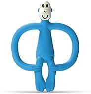 Matchstick 猴子出牙礼品套装 蓝色 6-18 Months