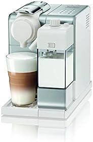 De'Longhi Nespresso 德龍雀巢 Lattissima Touch | EN 560.W 帶牛奶系統的膠囊咖啡機| 中止功能:咖啡和奶量可設置| 20 bar泵壓| 銀白色 能量