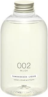 TAMANO Hada 液體液體 002 麝香 540 ml