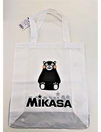 【熊本熊×MIKASA】*休闲包 白色 BA21-W-KM