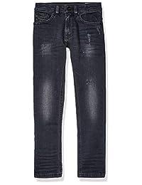 Diesel 男童经典修身牛仔裤