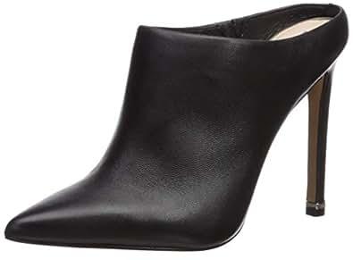 Kenneth Cole New York 女士 Riley 110 毫米高跟鞋 黑色 8 M US