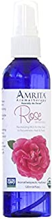 Rose Hydrosol - USDA Certified Organic Rose Water Spray from Bulgaria - Size: 4oz