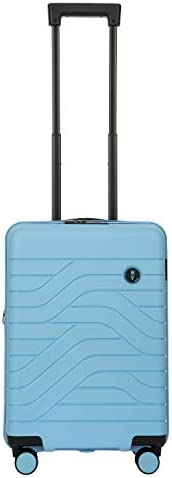 Bric's Ulisse 21 英寸可扩展万向轮 天蓝色 carr