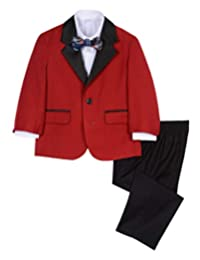 Nautica Boys' Seersucker Suit Set