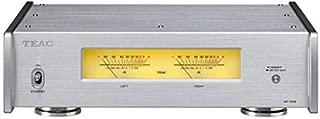 TEAC AP-505 HiFi D级放大器 (可切换,3种输出模式,保护电路,铝合金外壳,环芯变压器),银色