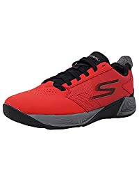 Skechers Torch LT 男士合成系带低帮篮球鞋
