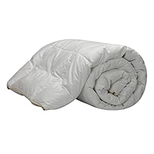 pikolin Home Premium Nordic Filling, Edredon Very Soft, Breathable and Washable, 98% Goose Down, 200g/m², White
