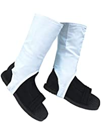 DAZCOS 美码 忍者角色扮演鞋带白色外罩