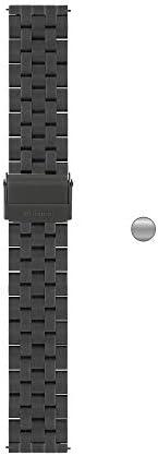 Withings - 不銹鋼表帶適用于鋼質 HR 和不銹鋼 HR 運動