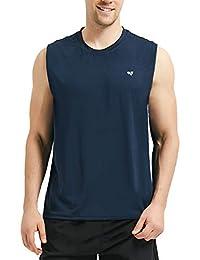 Roadbox 男士无袖锻炼肌肉*背心衫