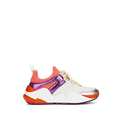 Kenneth Cole New York Maddox 女士慢跑运动鞋 珊瑚色多色 7 M US