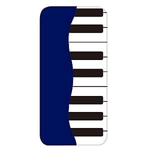 智能手机壳 透明 印刷 对应全部机型 cw-1006top 套 钢琴 piano 键盘键盘UV印刷 壳WN-PR496248 Xperia Z5 SO-01H 图案D