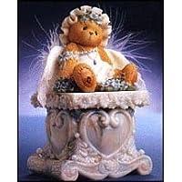 """Cherished Teddies WILLOW 661759 """"Cherished your Spirit""""小雕像"""